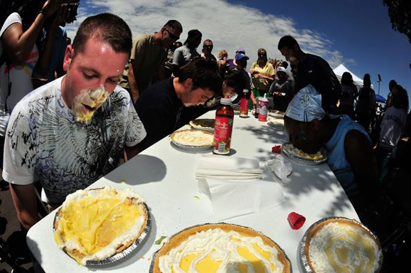 5 of the Coolest Food Eating Challenges in the US